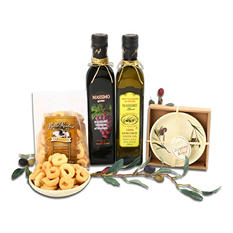 Alder Creek Italian Olive Oil Gift Set