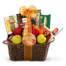 Alder Creek Grand Celebrations Fruit Basket