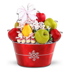 Alder Creek Holiday Cheer Fruit Basket