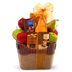 Godiva & Fresh Fruit Gift Basket