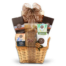 The Coffee Bean & Tea Leaf Sampler Basket