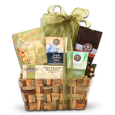 The Coffee Bean and Tea Leaf Coffee Lovers Gift Basket