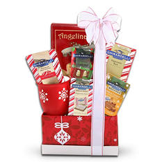 Ghirardelli Chocolate Snow Flake Holiday Sampler