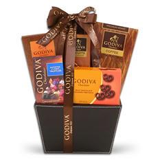 Godiva Chocolate Indulgence Gift Basket