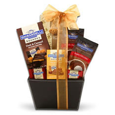 Ghirardelli Chocolate Corporate Gift Basket