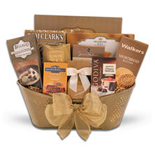 Holiday Chocolate Extravaganza Gift Basket
