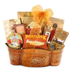 Alder Creek Lasting Impressions Gift Basket