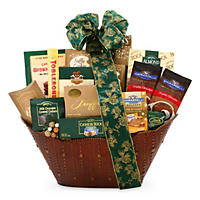 Chocolate Indulgence Gift Basket.