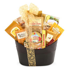 Alder Creek Executive Choice Gift Basket