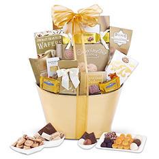 Gourmet Greetings Gift Basket