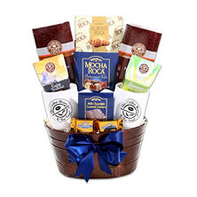 Coffee Bean and Tea Leaf Sampler Gift Set