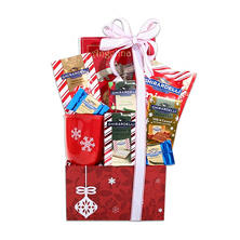 Ghirardelli Holiday Impressions Gift Basket