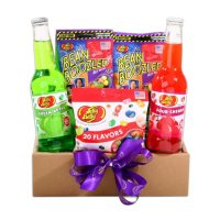 Jelly Belly Gift Basket FG09892