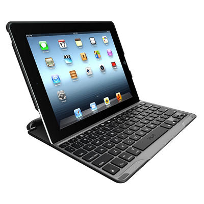 Zagg - ProFolio Keyboard Silver