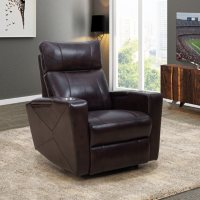 Abbyson Living Austin Brown Power Theatre Recliner Deals