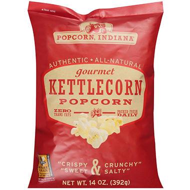 Popcorn  Indiana Kettlecorn Popcorn - 14 oz