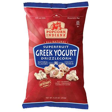 Popcorn Indiana Greek Yogurt Drizzlecorn - 9.25 oz.