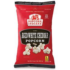 Popcorn Indiana Aged White Cheddar Popcorn (16 oz.)