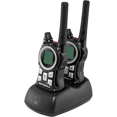 Motorola 2-Way Radio 2-pack with 35 Mile Range