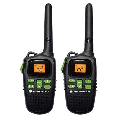 Motorola Rechargable 2-Way Radio with 20 Mile Range