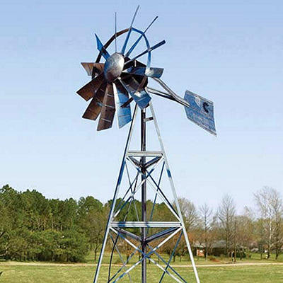 20' Aeration Windmill System