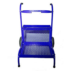 Multi-Purpose Blue Garden Dolly