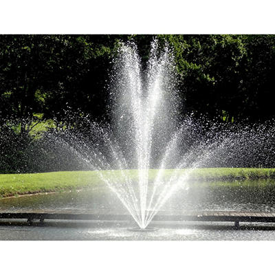 Outdoor Water Solutions 1.5 HP Fountain