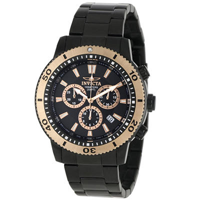 Invicta Men's Sport Two-Tone Chronograph Stainless Steel Watch