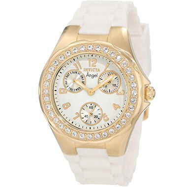 Invicta Angel Sparkle Gold Ladies Watch