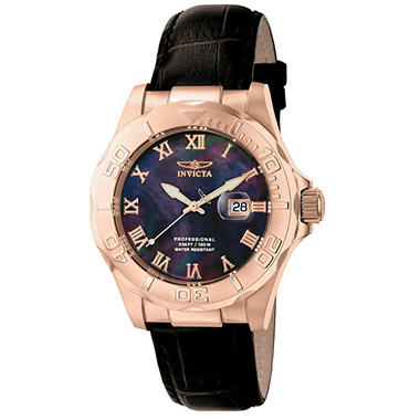 Invicta Men's Pro Diver Rose Gold Watch