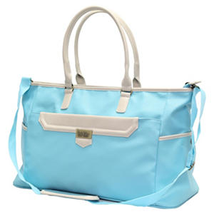 Nicole Miller Faux Leather Summer Satchel (Assorted Colors)