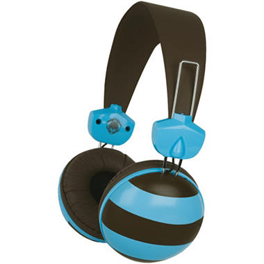 Macbeth Collection  Large Headphones - Two Tone Rugby Pool