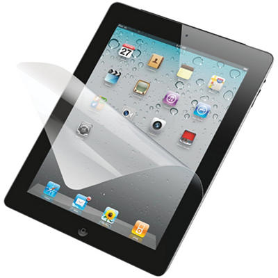 Merkury iPad 2 Protective Screen Shields - 2 pk