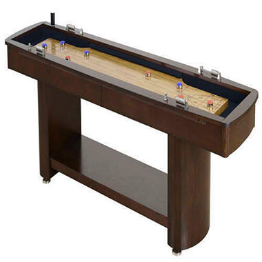 Cherry Shuffleboard Table