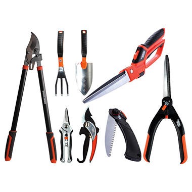 Black & Decker Garden Cutting Combo - 8 pc.