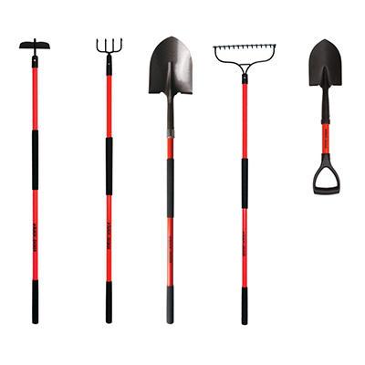 Black & Decker Long Handled Garden Tools 5 pc.