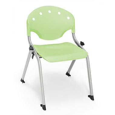 Rico Stack Student Chair without Arms - Various Colors
