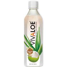 Vivaloe Coconut Aloe Drink (16.9 fl. oz., 12 pk.)