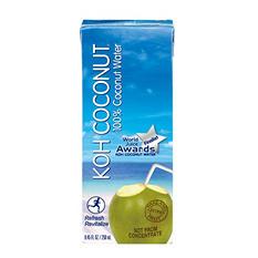 KOH Coconut 100% Coconut Water (8.45 fl. oz., 24 pk.)