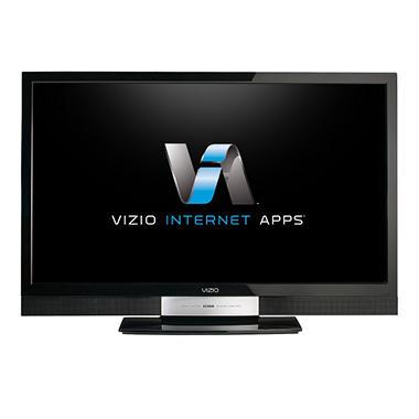"47"" Vizio VIA XVT Tru-LED LCD 1080p 240Hz SPS HDTV"