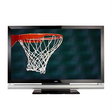 "55"" Vizio VIA XVT Tru-LED LCD 1080p 240Hz SPS HDTV"