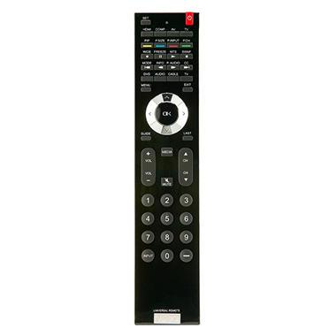 VIZIO XRU9M Home Theater Universal Remote