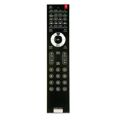 VIZIO XRU9M Home Theater Universal Remote