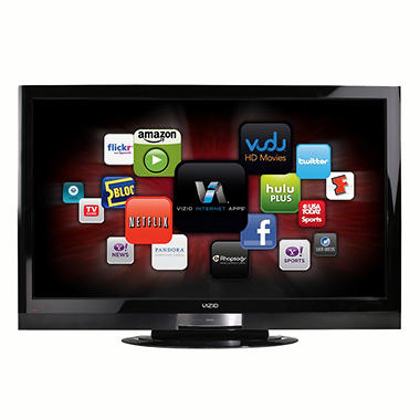 "55"" VIZIO Smart XVT Tru-LED LCD 1080p 240Hz SPS HDTV"