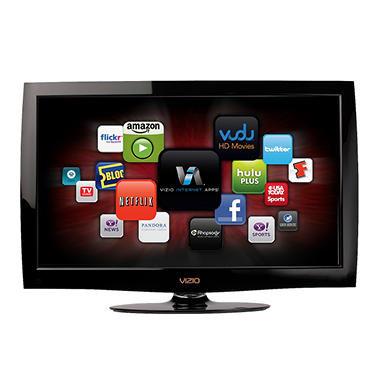 "47"" Vizio VIA Razor LED LCD 1080p 120Hz HDTV"