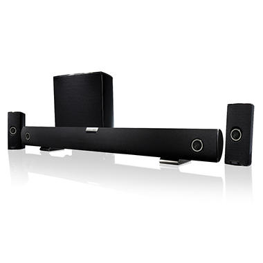 VIZIO 5.1 Surround Sound Home Theater with Wireless Subwoofer