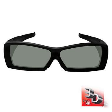 Vizio Full HD 3D Rechargeable Glasses - 2 pk.