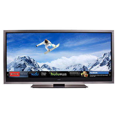 "58"" VIZIO CinemaWide 3D LED 1080p 120Hz HDTV w/ Wi-Fi"