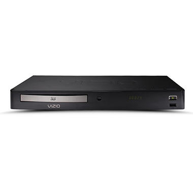 VIZIO 3D Blu-ray Player with Internet Apps