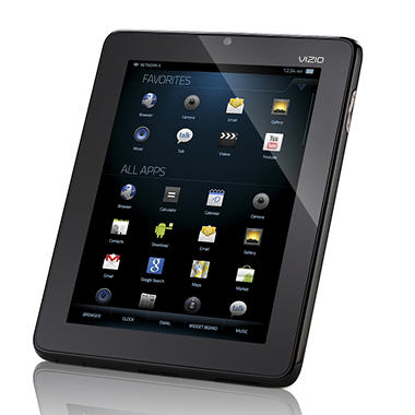 "8"" VIZIO Wi-Fi Touchscreen Tablet"